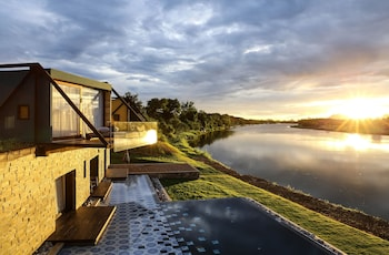 Picture of X2 River Kwai Resort in Kanchanaburi