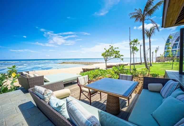 The Ritz-Carlton, Bali, Νούσα Ντούα, Αίθριο/βεράντα