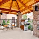 Aire de pique-nique/barbecue