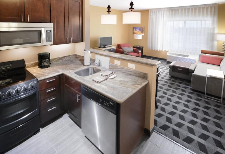 Towneplace Suites by Marriott Houston Westchase, Houston, Studio, 1 King Bed with Sofa bed, In-Room Kitchenette