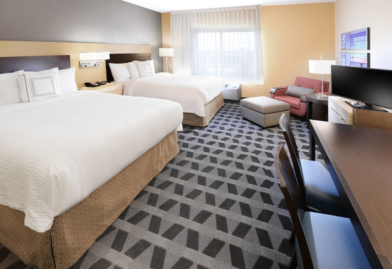 Towneplace Suites by Marriott Houston Westchase, Houston, Suite, 2 Bedrooms, Guest Room