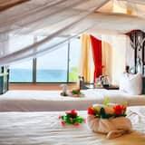 Habitación Deluxe con 1 cama doble o 2 individuales, vista al mar - Vista de la habitación
