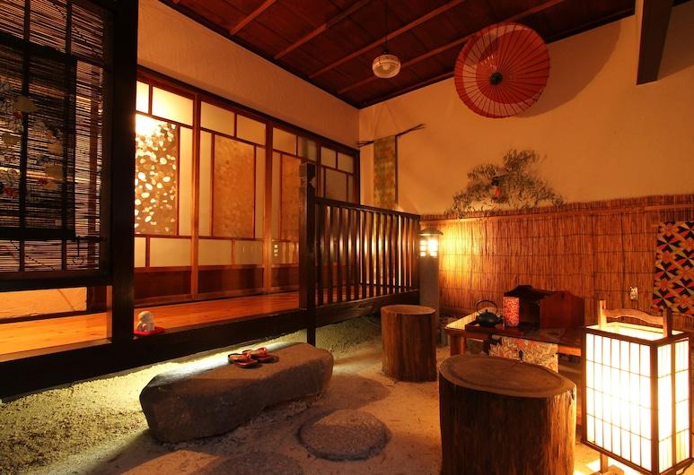 naokonoza Fuyacho, Kyoto, Tradicinio tipo namas (check-in instructions to be e-mailed), Kambarys