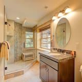Chambre Double Premium, salle de bains attenante (Buckskin) - Salle de bain