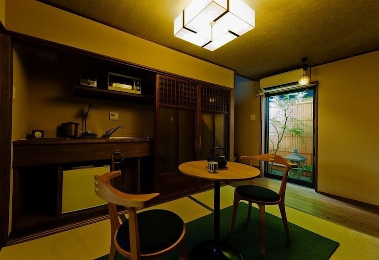 Kogane-an, Kyoto, The Entire Machiya Townhouse, In-Room Dining