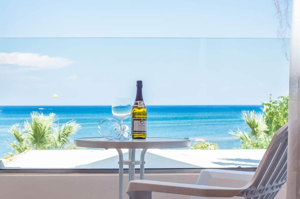 Habitación de lujo, vista al mar - Balcón