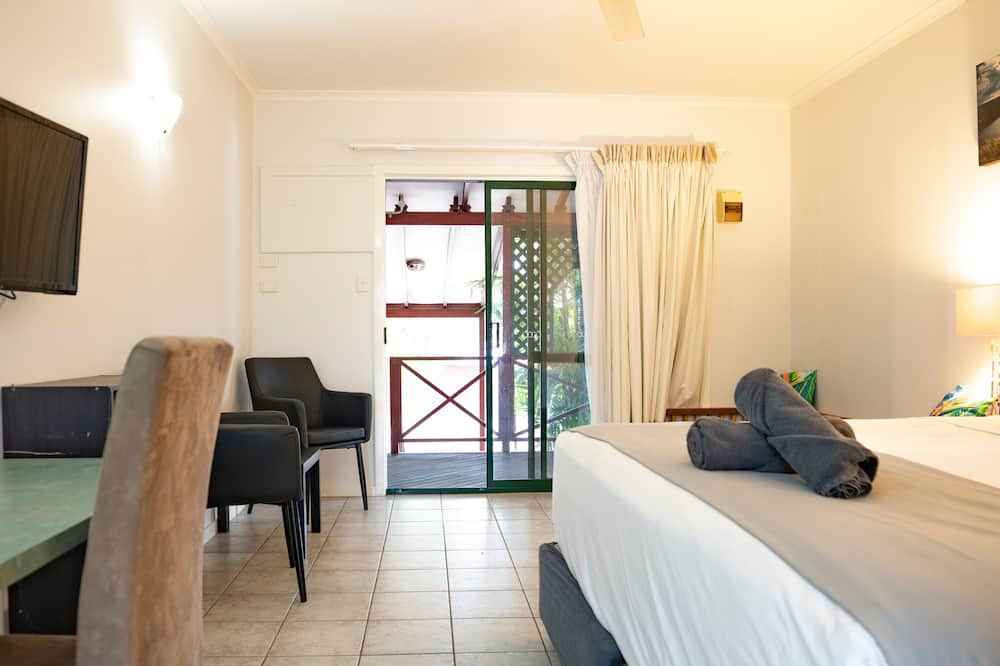 Deluxe-Zimmer, 1King-Bett - Wohnbereich