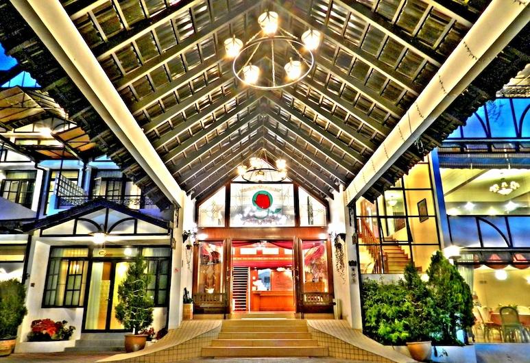 Hotel Casa Dela Rosa, Tanah Rata, Įėjimas į viešbutį