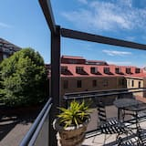 Two Bedroom Loft - IXL Apartment - Balcony