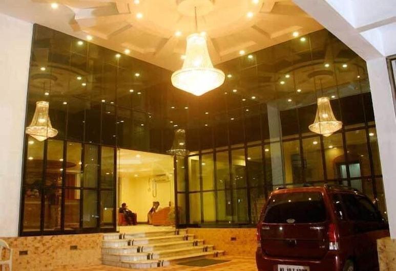Hotel Sun World, Nagercoil, Įėjimas į viešbutį