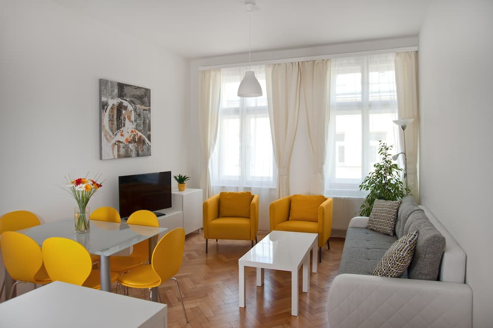 Apartman, 2 hálószoba - Nappali
