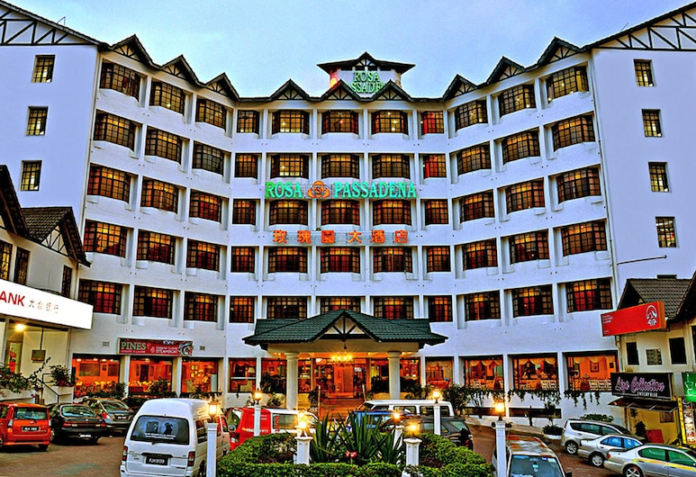 Hotel Rosa Passadena, Brinchang