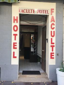 Picture of Hotel - Restaurant de la Faculté in Marseille