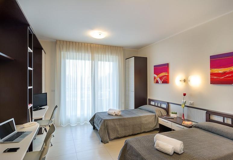 Hotel Spazio Residenza, Pescara, Doppia uso singolo, Camera