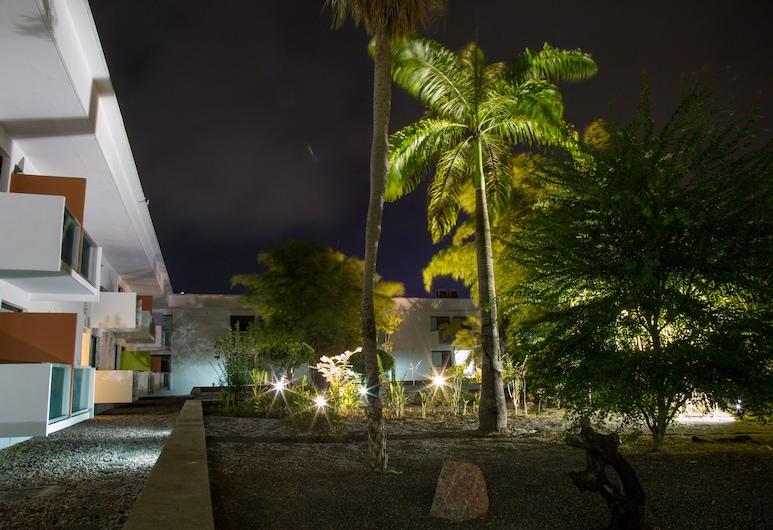 Hotel Onomo Libreville, Libreville, Hotelgelände