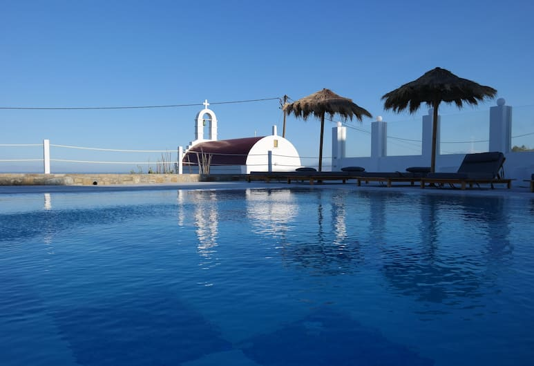 Margie Mykonos Hotel, Grad Mikonos, Vanjski bazen