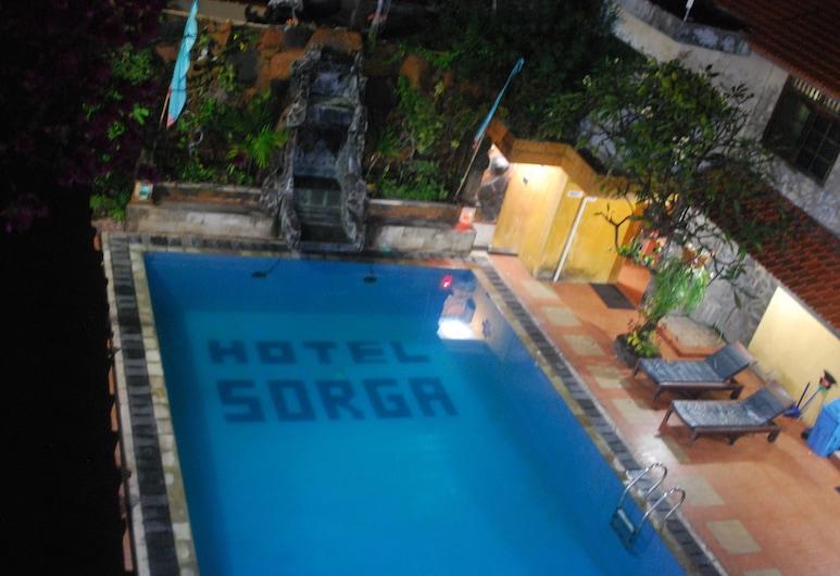 Hotel Sorga, Kuta, Hồ bơi ngoài trời