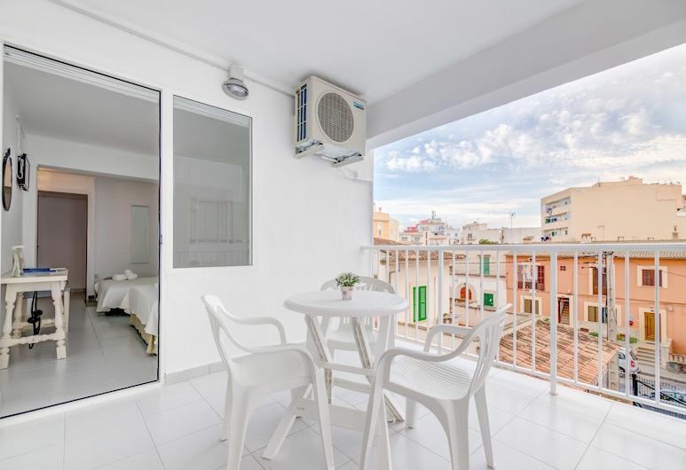 Hotel Garau, Playa de Palma, Habitación doble superior, balcón, Terraza o patio