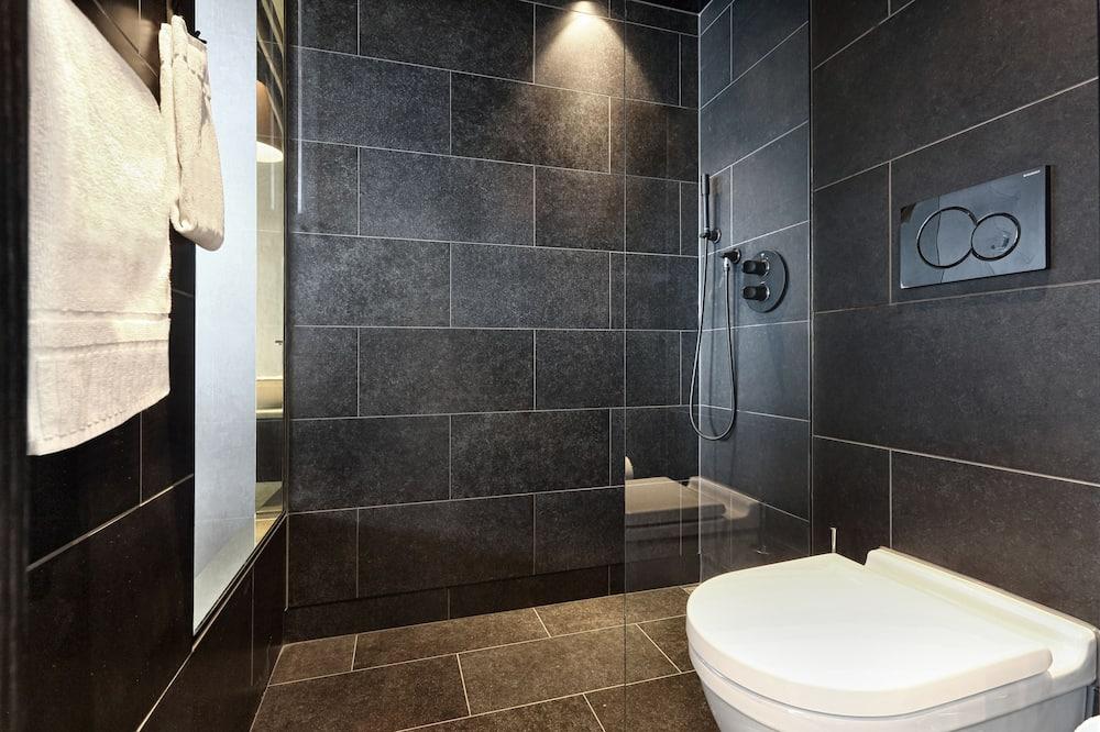 Superior-værelse - 2 enkeltsenge - ikke-ryger - Badeværelse