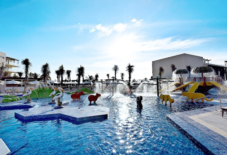 Royalton Riviera Cancun Resort & Spa - All Inclusive, פוארטו מורלוס, פארק מים