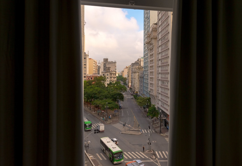 Hotel Caravelas, Sao Paulo, View from Hotel