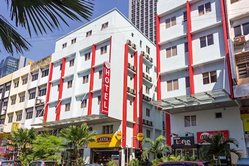我的飯店@吉隆坡中環火車站/