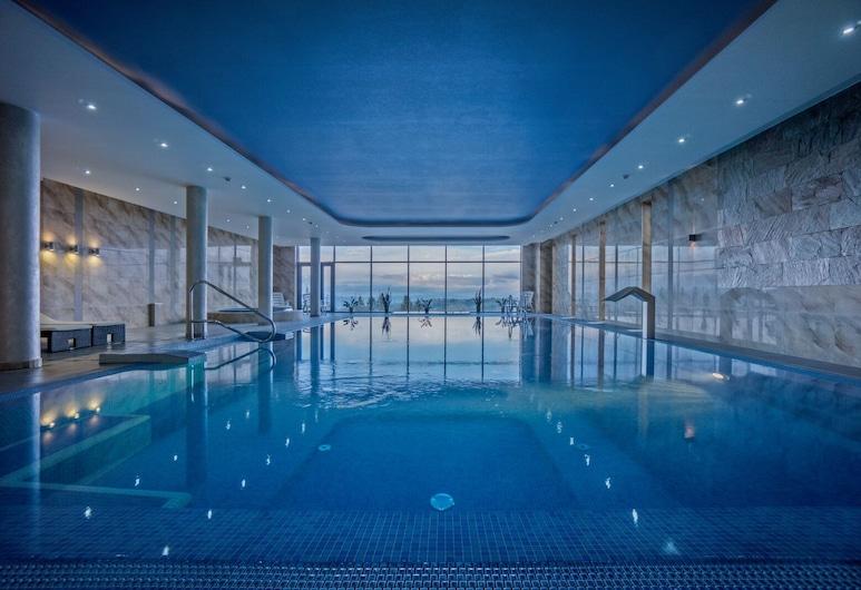 Hotel Bachledówka, Juodasis Dunajecas, Vidaus baseinas