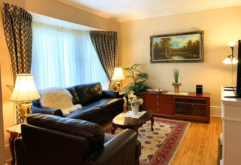 Strathaird Bed & Breakfast, Niagara Falls, Living Room