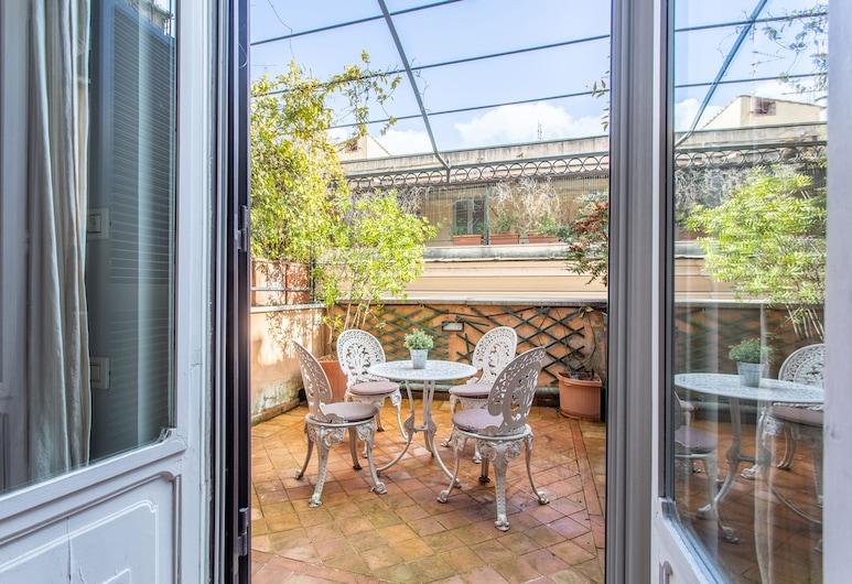 Frattina Apartments, Roma, Appartamento, 1 camera da letto, terrazzo (Spit Level), Balcone