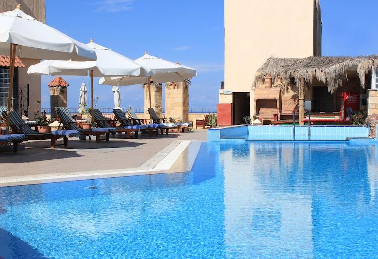 切里瑪里斯基飯店, 亞歷山德利亞, 室外游泳池