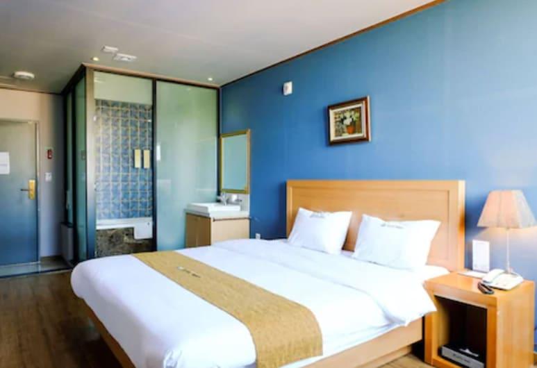 Hotel Noah, Busanas, standartinis dvivietis kambarys, Svečių kambarys