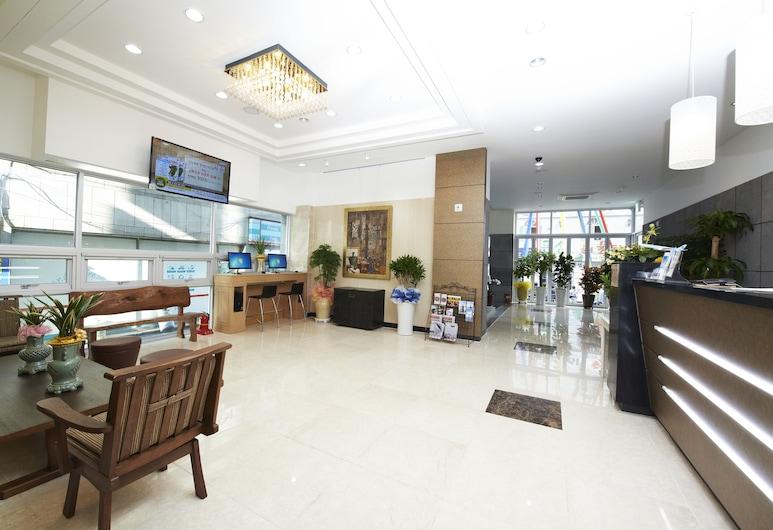 호텔 노아, 부산광역시, 로비