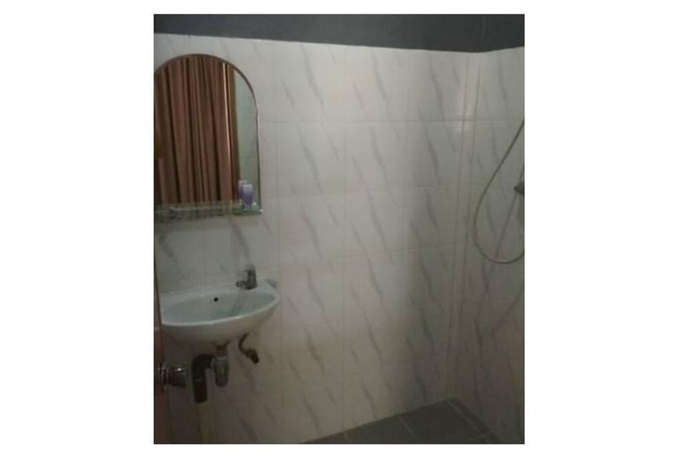 Habitación estándar - Cuarto de baño