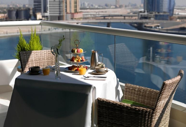 DAMAC Maison Canal Views, Dubai, Suite, 2 Bedrooms (Downtown view), Balcony