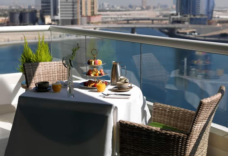 DAMAC Maison Canal Views, Dubai, Suite, 2 Bedrooms (Downtown view), Balcony