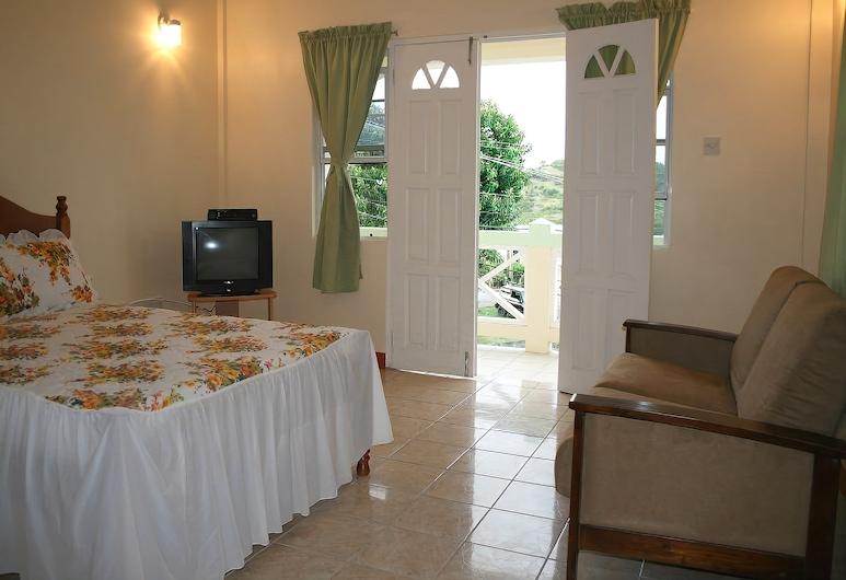 Relax Inn Grenada West Indies, סנט ג'ורג', Single Room Upper Story, חדר אורחים