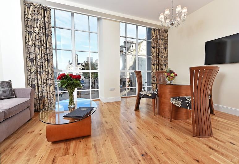 Royal Athenaeum Suites, Aberdeen, Δωμάτιο