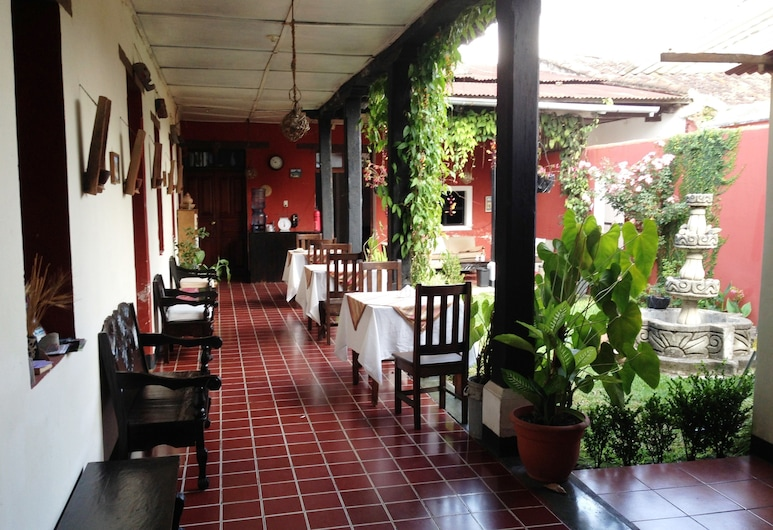Posada Don Diego, Antigua Guatemala, Outdoor Dining