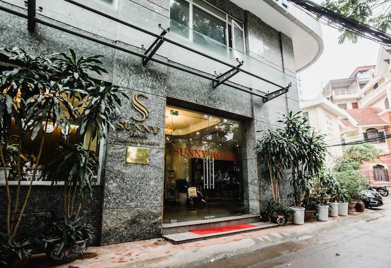 Sunny 2 Hotel Hanoi, Hanojus, Viešbučio fasadas