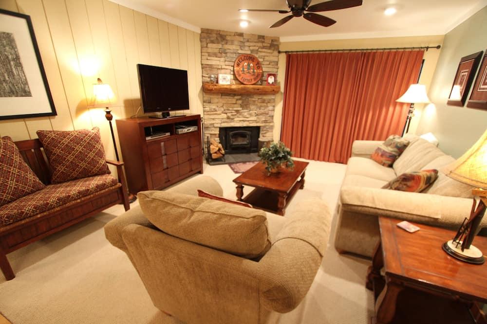 1 Odalı Apart Daire - Oturma Odası