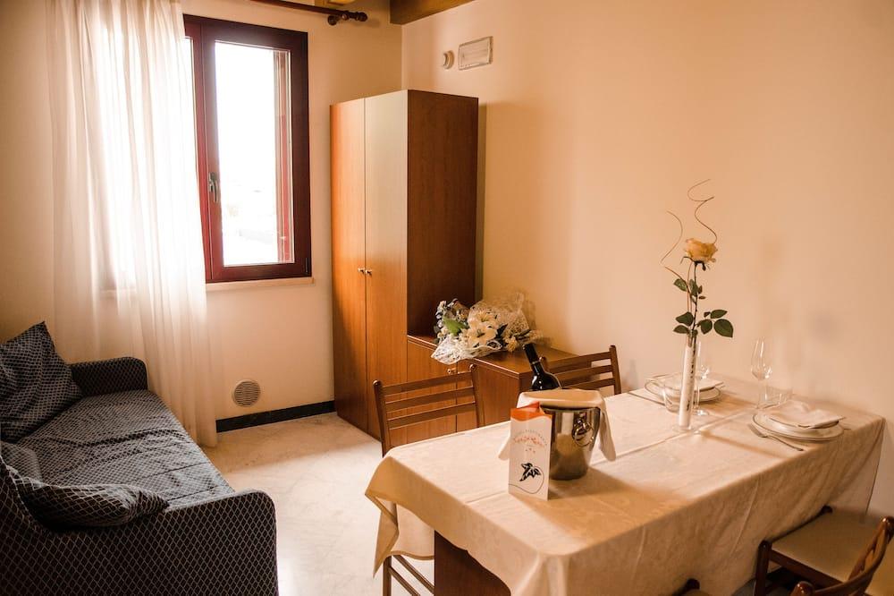 דירה, 1 חדר שינה - סלון