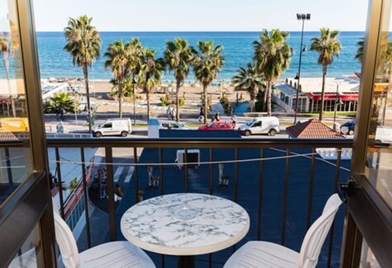 Beatriz Cozy Inns, Torremolinos, Double Room, Sea View, Balkoni