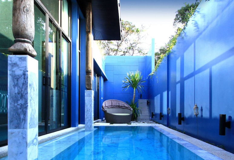 윙스 푸켓 빌라 바이 투 빌라스 홀리데이, Choeng Thale, 2 Bedrooms Private Pool Villa - Cozy Style, 전용 수영장