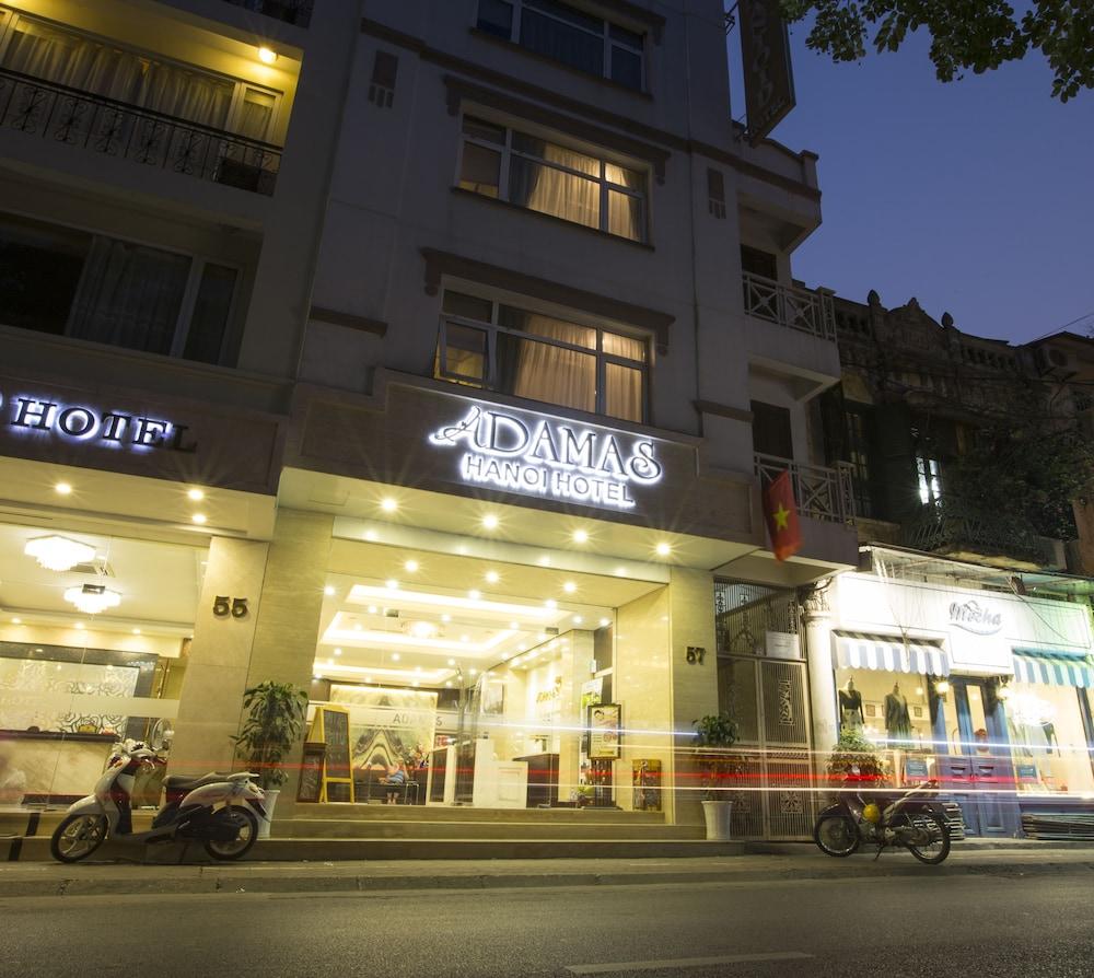 Adamas Hanoi Hotel Book Adamas Hanoi Hotel In Hanoi Hotelscom