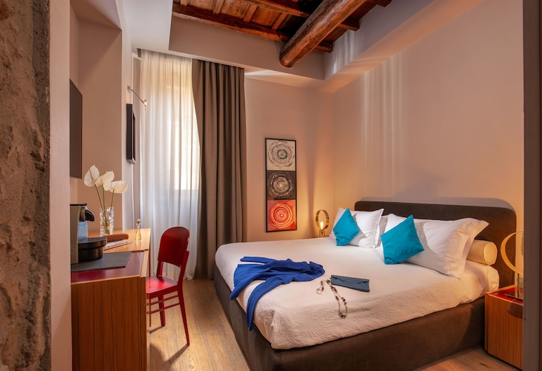 Down Town - Daplace Collection, Rome, Double Room, Guest Room