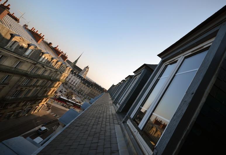 Vertigo Hôtel - a Member of Design Hotels, Dijon, View from Hotel