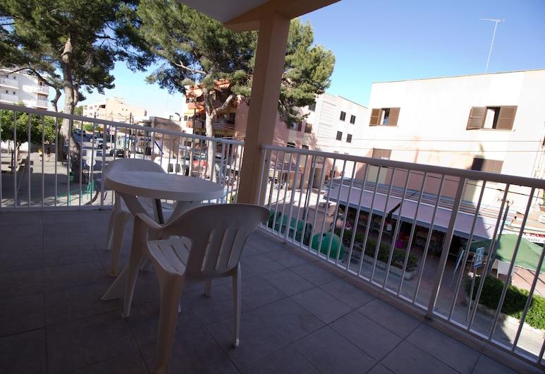 Hotel Teide, Playa de Palma, Habitación doble, en edificio anexo (Habitacion Doble - Anexo), Terraza o patio
