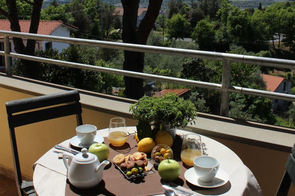 Dvojlôžková izba typu Classic pre 1 osobu - Výhľad z balkóna