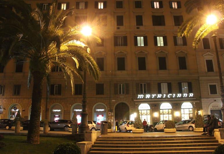 La Reggia dei Principi, Rom, Pintu Masuk Hotel
