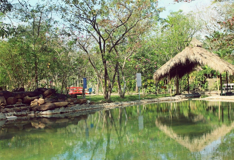 Thanh Tan Hot Springs By Fusion, Phong Dien, Išorė